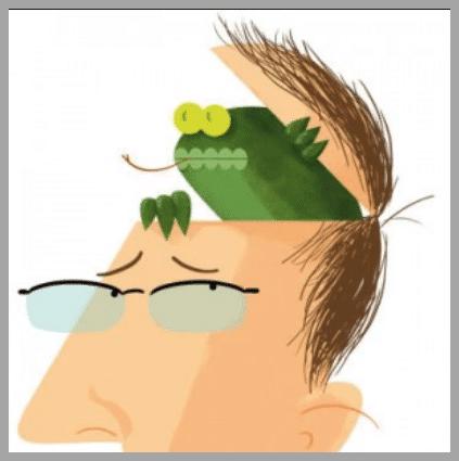 Learn to love the lizard brain
