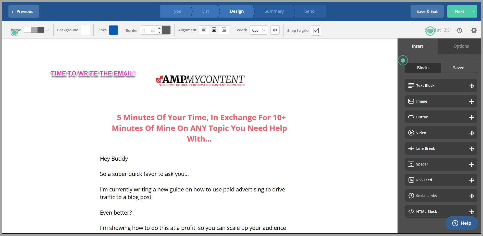 How to write an email that people reply to