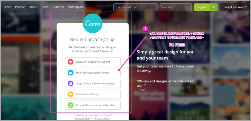 Canva- the alternative to photoshop