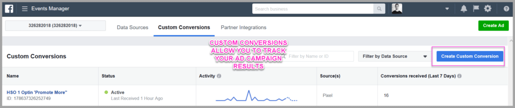 Set up your ad tracking