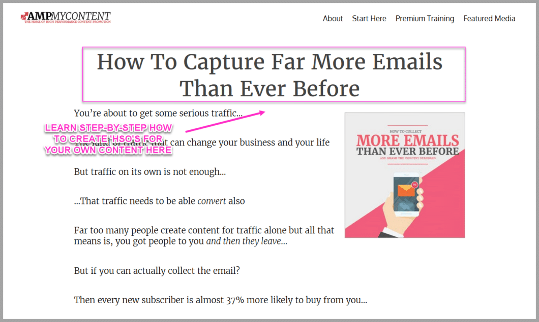 Learn how to collect more emails than ever before