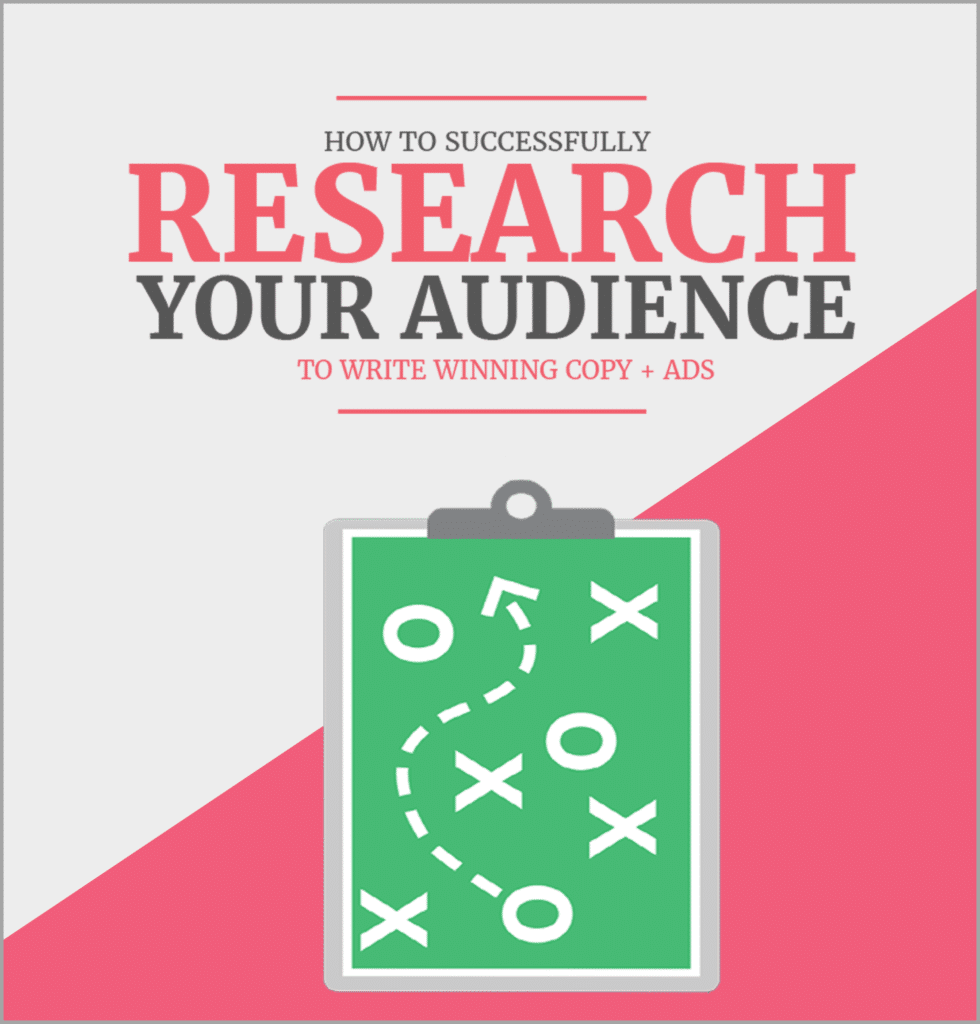 How to research your audience to write compelling adverts