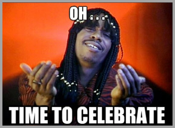 Want that Rick James feeling? Learn to promote your content at a profit...