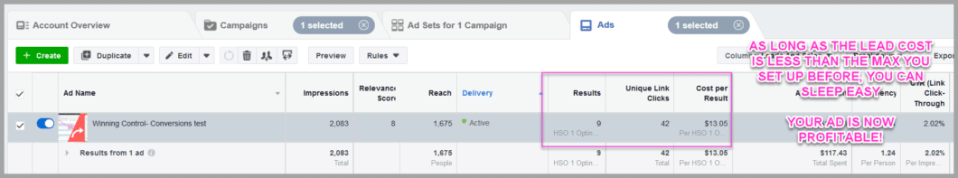 Measure your ad ROI and ROAS