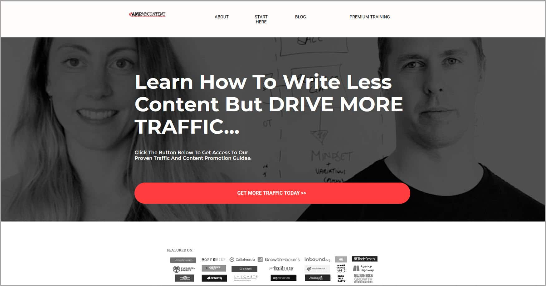 content marketing and promotion blog